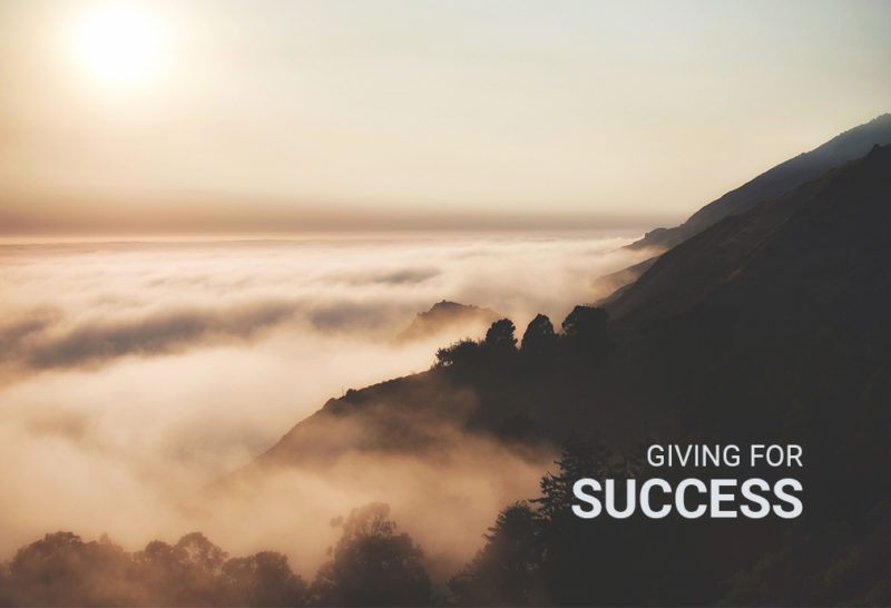 Giving-for-Success